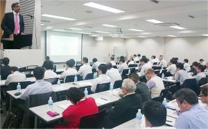 "Seminar on ""Emerging Trade and Investment Opportunities in Pakistan"" held in Nagoya"